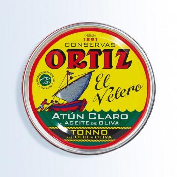 Tuňák v olivovém oleji - ORTIZ