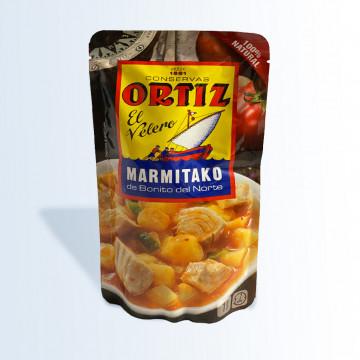 Marmitako rybí guláš - ORTIZ